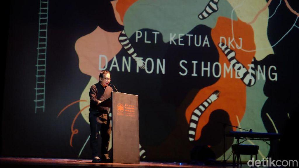 Resmi Dibuka, Jakarta International Literary Festival Gaet 55 Penulis