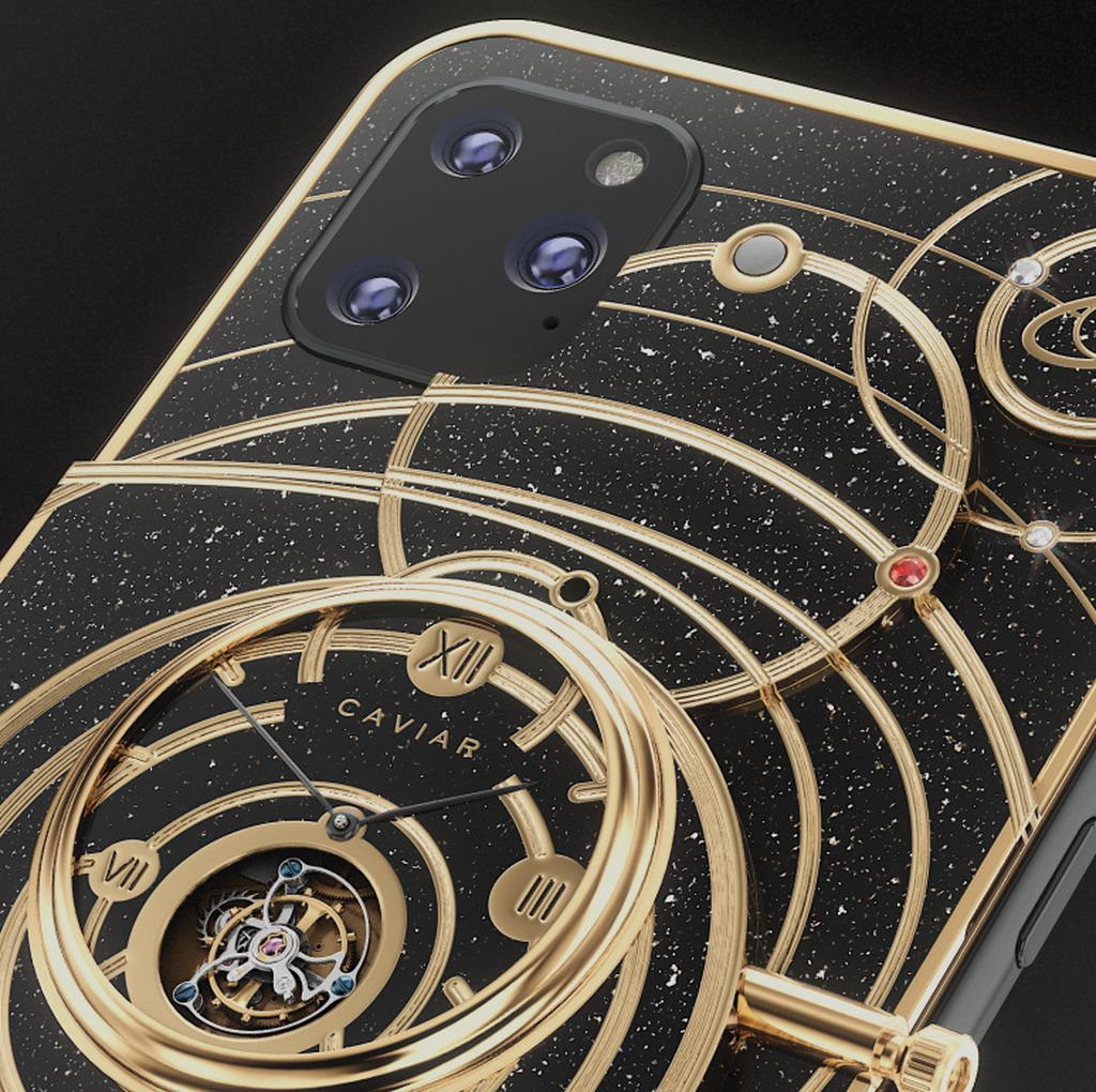 Penampakan iPhone 11 untuk Para Sultan