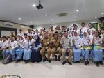 Wali Kota, KPU dan Bawaslu Depok Sosialisasikan Politik ke Siswa SMA
