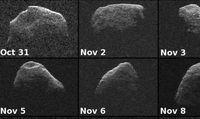 Wujud Asteroid 'Dewa Kekacauan' dan Dampaknya Jika Hantam Bumi