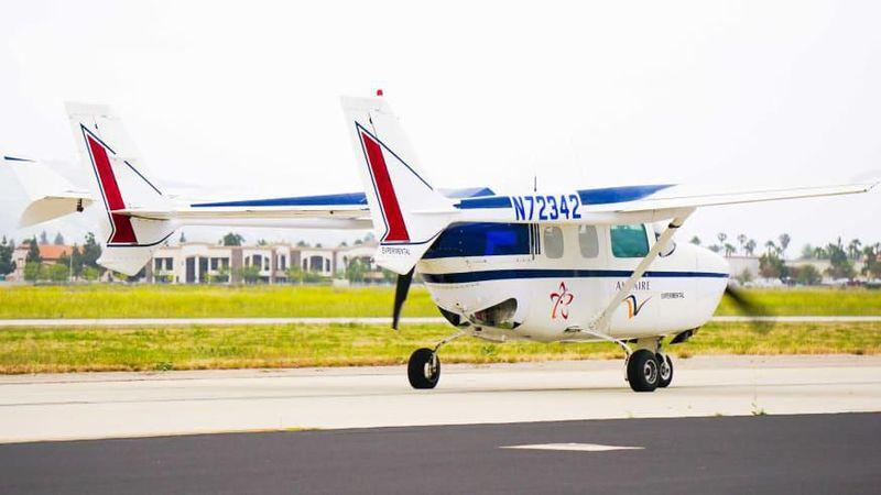 Adalah Mokulele Airlines yang akan menerbangkan pesawat itu di sekitar kepulauan Hawaii. Rencananya ada penerbangan di akhir tahun ini (Ampaire/CNN)