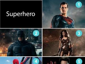 Pilih Superhero Favorit dan Ungkap Kepribadian Kamu Sebenarnya!