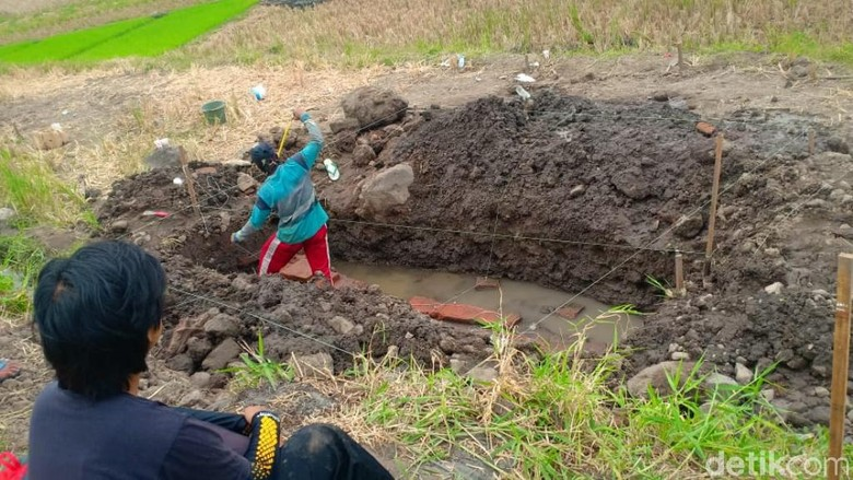 Anggaran Cekak, Ekskavasi Dua Situs Sejarah di Pasuruan Terhambat