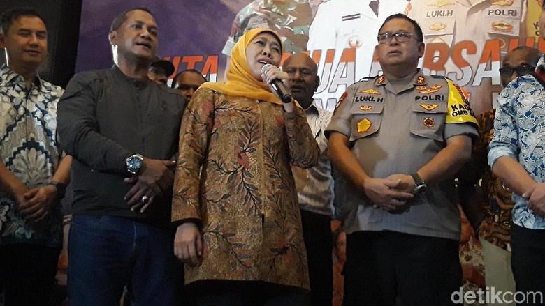 Rajut Perbedaan dalam Persatuan, Khofifah Gagas Asrama Mahasiswa Nusantara