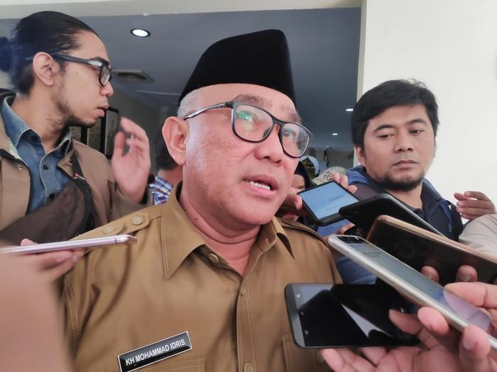 Wali Kota Depok KH M Idris Abdul Somad