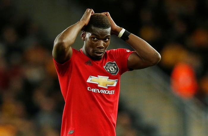 Paul Pogba. Foto: Andrew Yates/Reuters