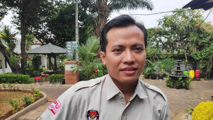 Ketua KPU Depok Nana Sobarna