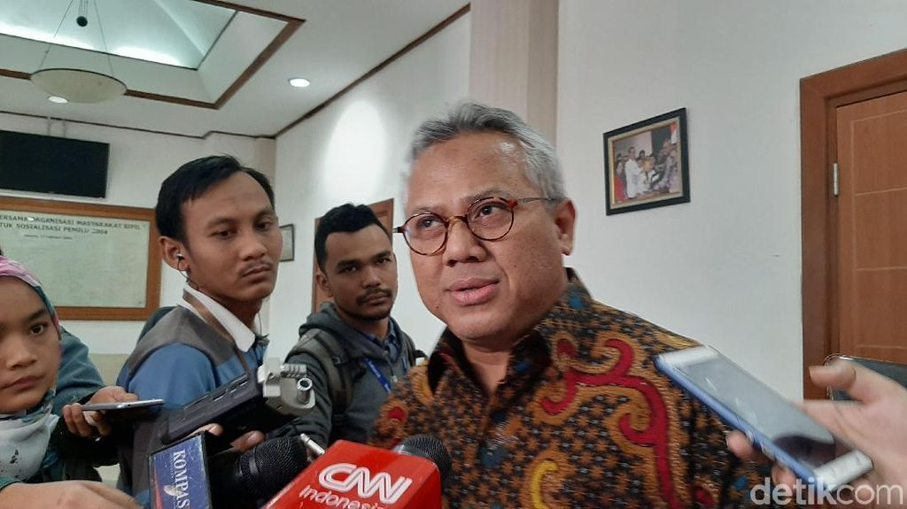 PKPU Tahapan Pilkada Diundangkan, KPU: Hanya Durasi Kampanye yang Berubah