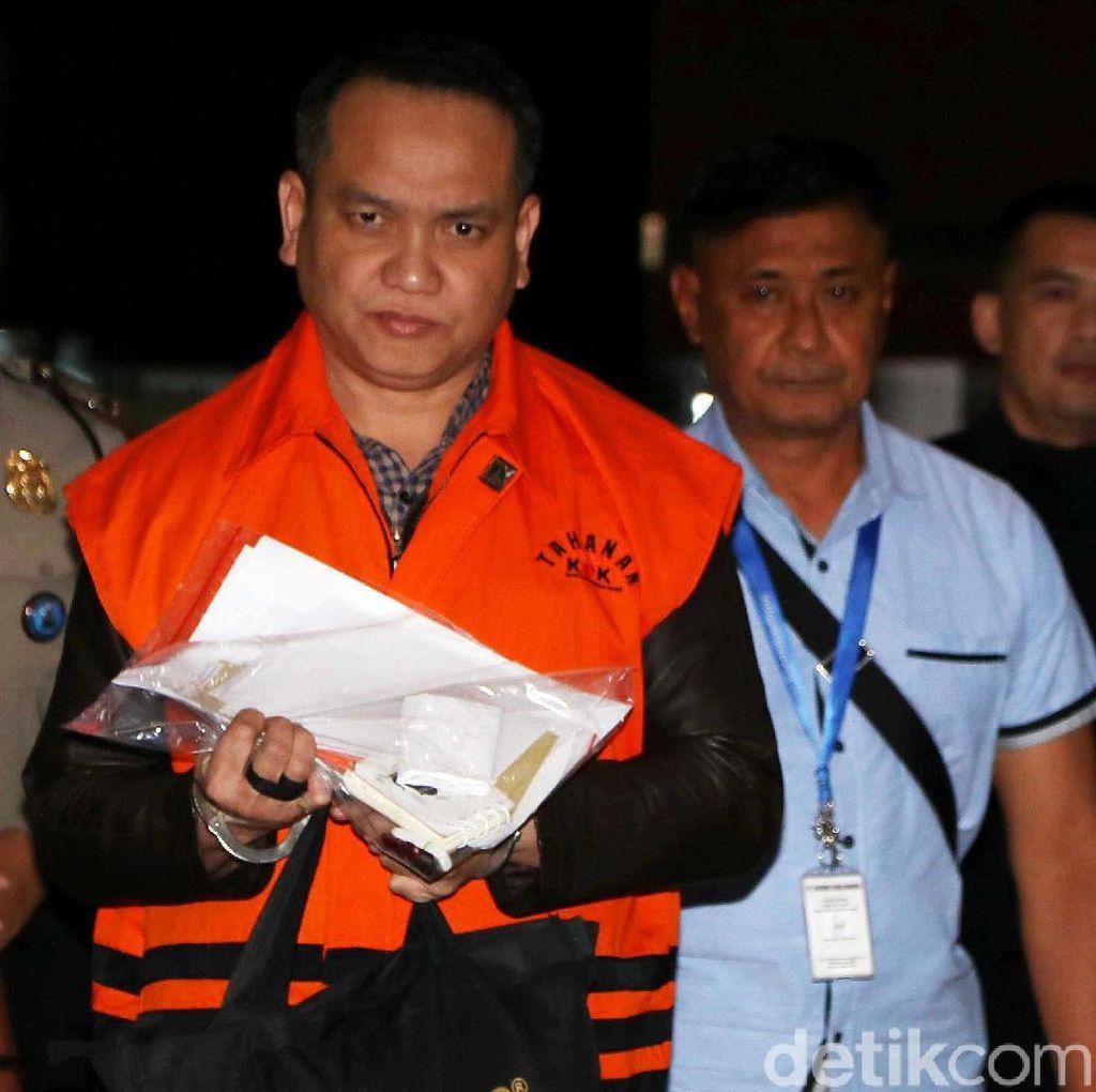 Jaksa Eka Ditangkap KPK saat Belum Lama Tugas di Kejari Yogya