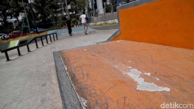 Skate Park Dukuh Atas /