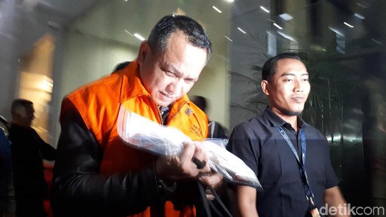 KPK Tahan Jaksa Pengawal Anggaran yang Jadi Tersangka Kasus Suap
