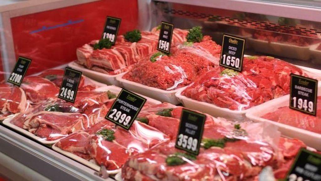 Pemkot di Melbourne Larang Menu Daging Tiap Hari Senin