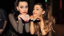 Duh Baiknya! Ariana Grande Bayari Pesanan Sushi Katy Perry
