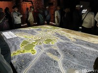 Sudah ada 10 ribu jamaah Indonesia yang berkunjung ke Museum Ashaabee (Ardhi/detikcom)