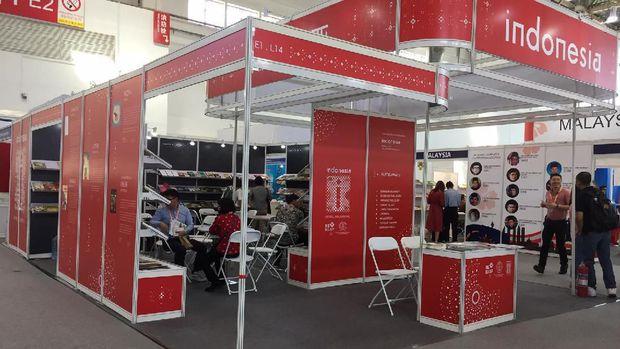 Indonesia Kembali Hadir di Beijing International Book Fair 2019