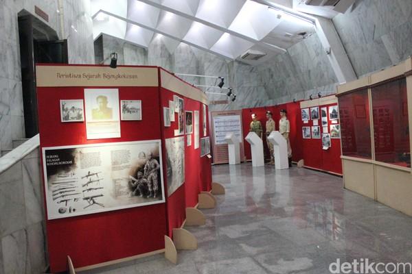 Monumen dirancang oleh arsitek Slamet Wirosanjaya, dengan pemahat patungnya, Sunaryo. Proses pembangunan monumen dan sekitarnya memakan waktu 5-6 bulan. (Fadil Muhammad/detikcom)