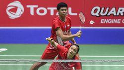 Praveen/Melati Melaju ke Final Denmark Open