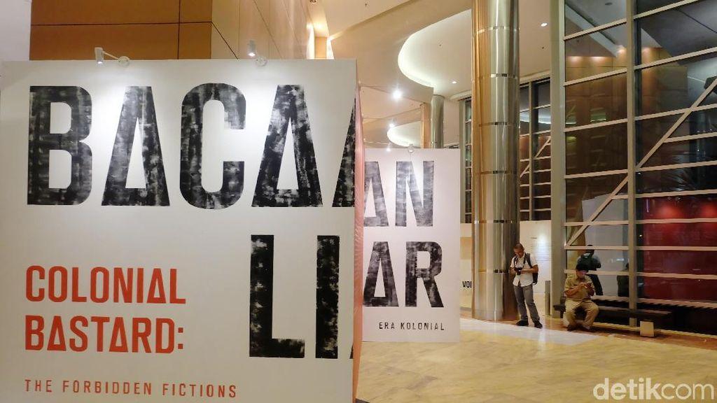 Ada Pameran Bacaan Liar di Jakarta International Literary Festival 2019