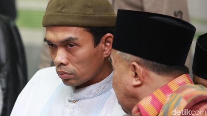 Ustad Abdul Somad (agung/detikcom)