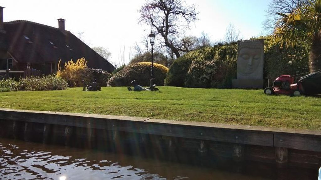 Menikmati Giethoorn, Sudut Pedesaan Negeri Kincir Angin