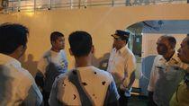Menhub Cek Kapal Ternak & Perintis di Pelabuhan Tenau Kupang
