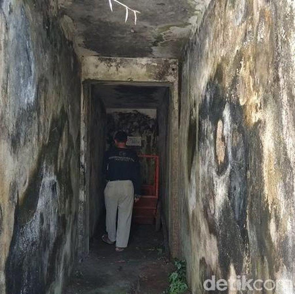 Bunker Belanda di Kota Magelang, Kondisinya Kini Tak Terawat