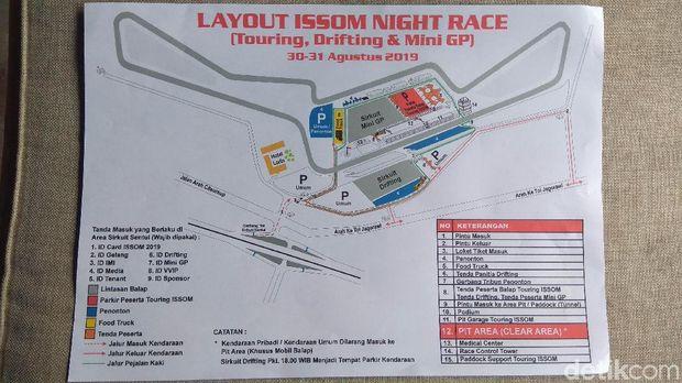 Tahun Kedua, ISSOM Night Race 2019 Bakal Lebih Meriah
