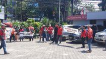 Manajemen Temui Eks Karyawan Sevel yang Demo Tuntut Pesangon