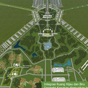 Pindah Ibu Kota Butuh Rp 485 Triliun, Buat Apa Saja?