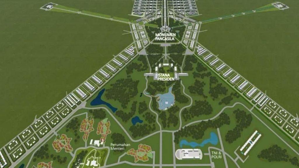 PNS Pindah ke Ibu Kota Baru Dapat Rumah, Modelnya Apartemen