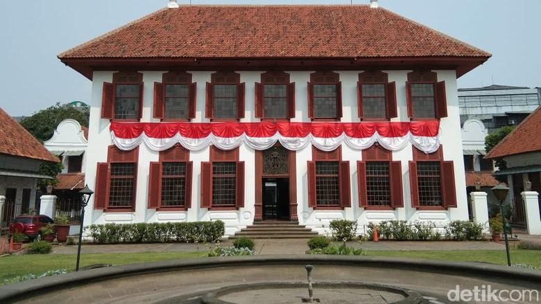 Gedung lama ANRI bisa jadi wisata sejarah (Tasya/detikcom)