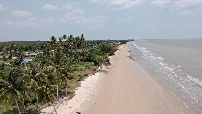 Pulau Rupat di Riau (dok Kemenpar)
