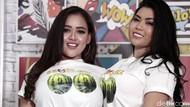 Akui Payudaranya Asli, Duo Semangka Gelontarkan Rp 10 Juta untuk Perawatan