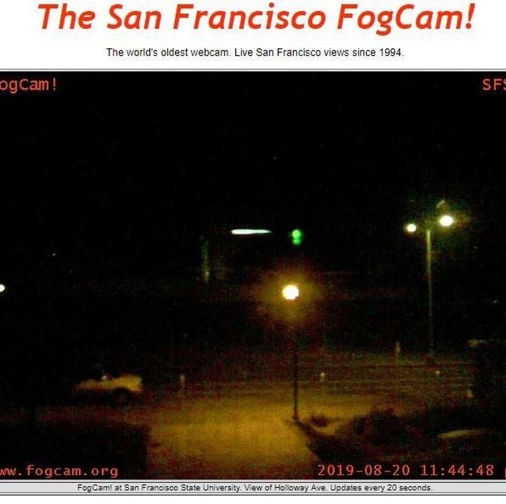 Webcam Tertua di Dunia Bakal Segera Dimatikan