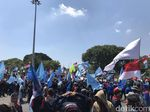 KSP Terima Perwakilan Massa Buruh, Bahas Revisi UU Ketenagakerjaan