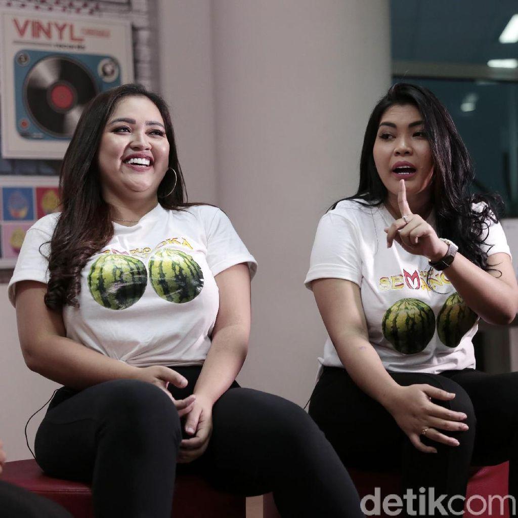 Duo Semangka Kaget Dipanggil KPAI