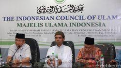 Harapan MUI Kontroversi Berhenti Setelah UAS Klarifikasi