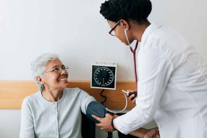 Obat darah tinggi. Foto: iStock