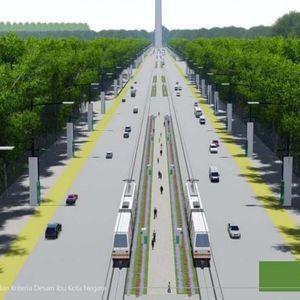 Terungkap! Ini Desain Ibu Kota Baru di Kalimantan