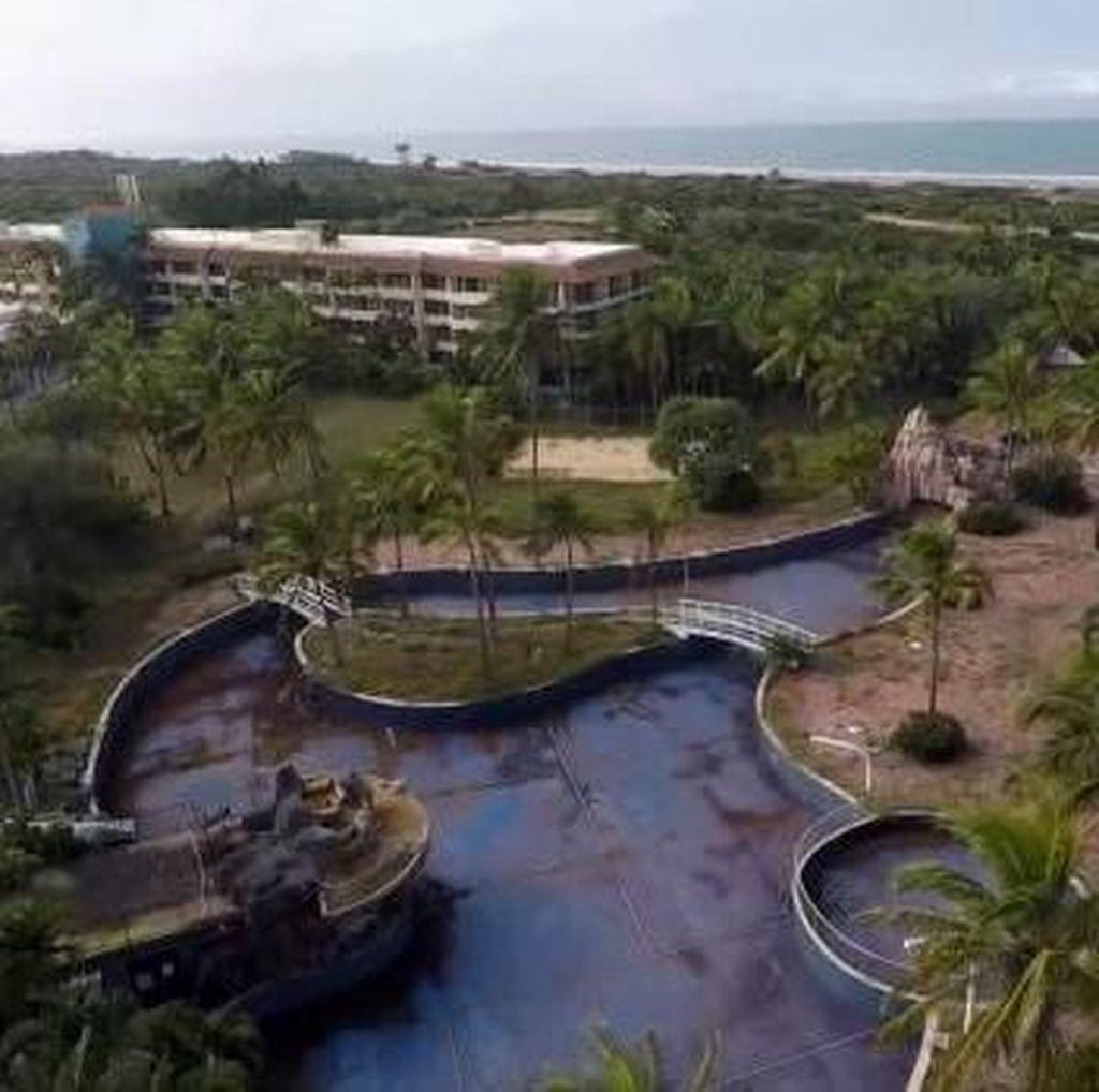 Foto: Before-After Resort Mewah Australia yang Kini Terbengkalai