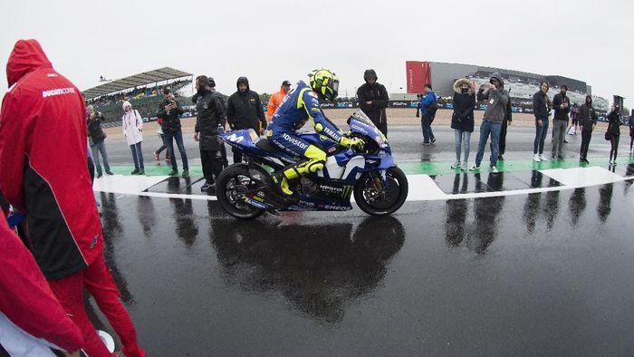MotoGP Inggris: Valentino Rossi Tiga Besar Terus Sejak 2014, Bagaimana Kali Ini?