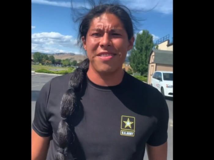 Foto: Facebook Salt Lake City Army Recruiting Battalion