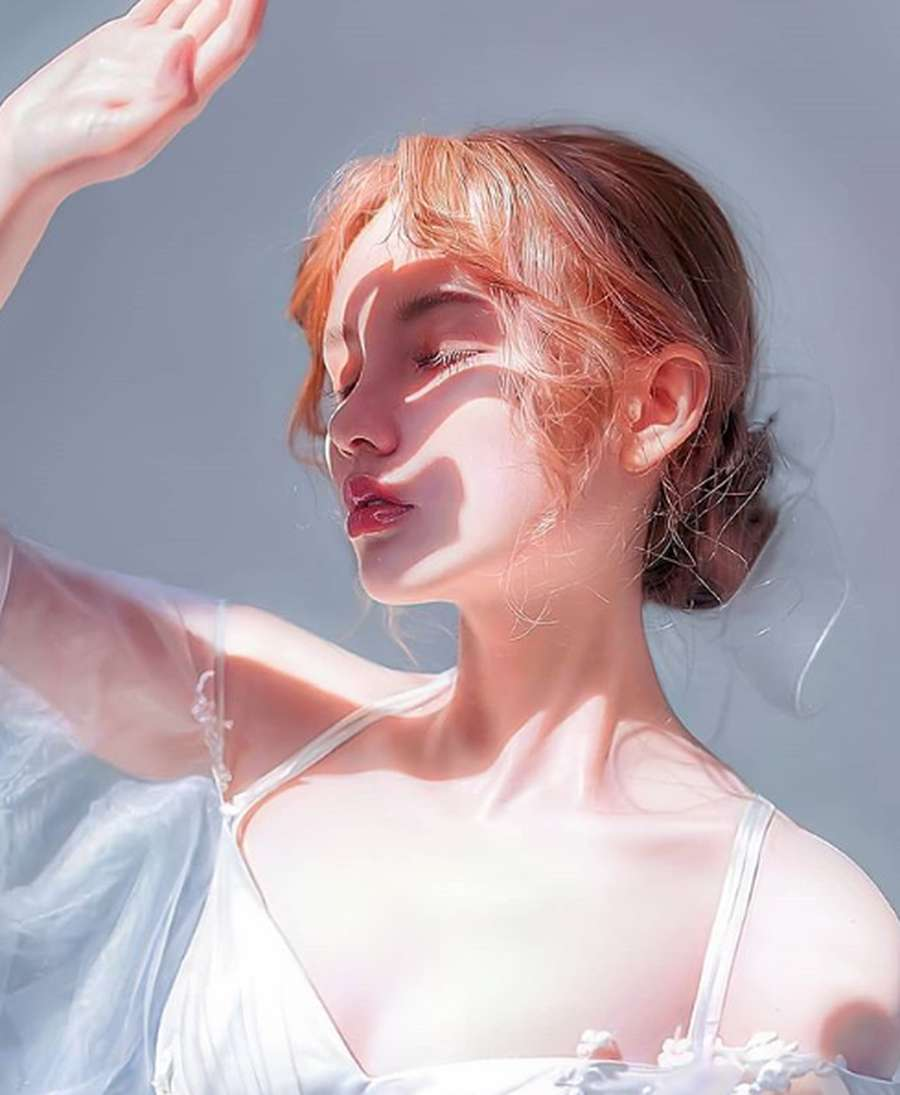 Terpesona Lukisan Hyper-Realistic Karya Pelukis Georgia