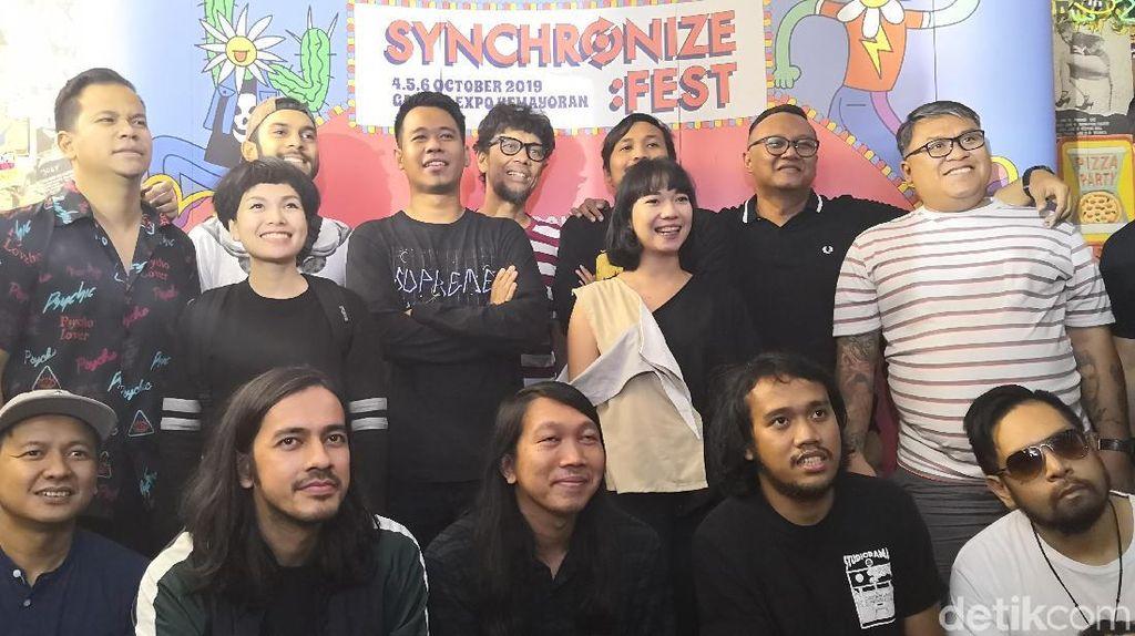 Penampilan Yang Tak Boleh Terlewatkan dari Synchronize Fest 2019