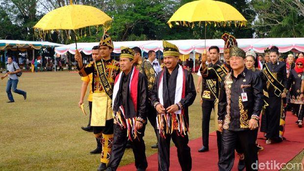 Menpar Arief Yahya di Festival Pacu Jalur, Riau