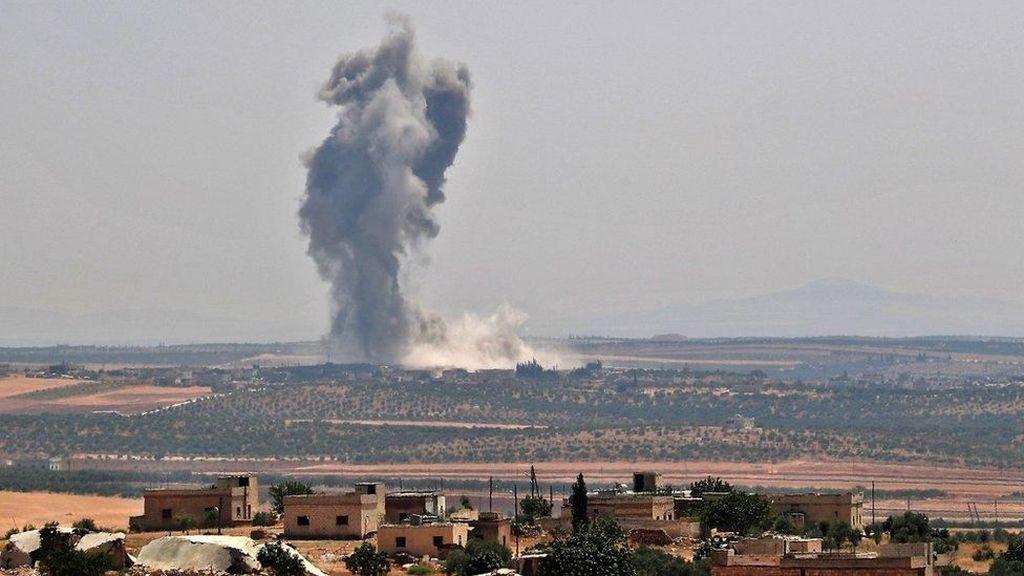 Pemberontak Suriah Akhirnya Mundur Usai 5 Tahun Kuasai Khan Sheikhoun