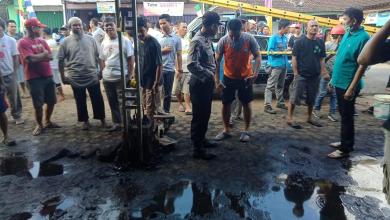 Kebakaran di Desa Tekad Lampung, Satu Orang Alami Luka Bakar 80 Persen