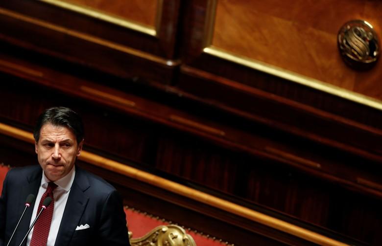 Giuseppe Conte Mengundurkan Diri dari Jabatan PM Italia