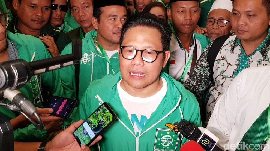 PKB Jabar Bungkam soal Gerakan Kudeta Cak Imin