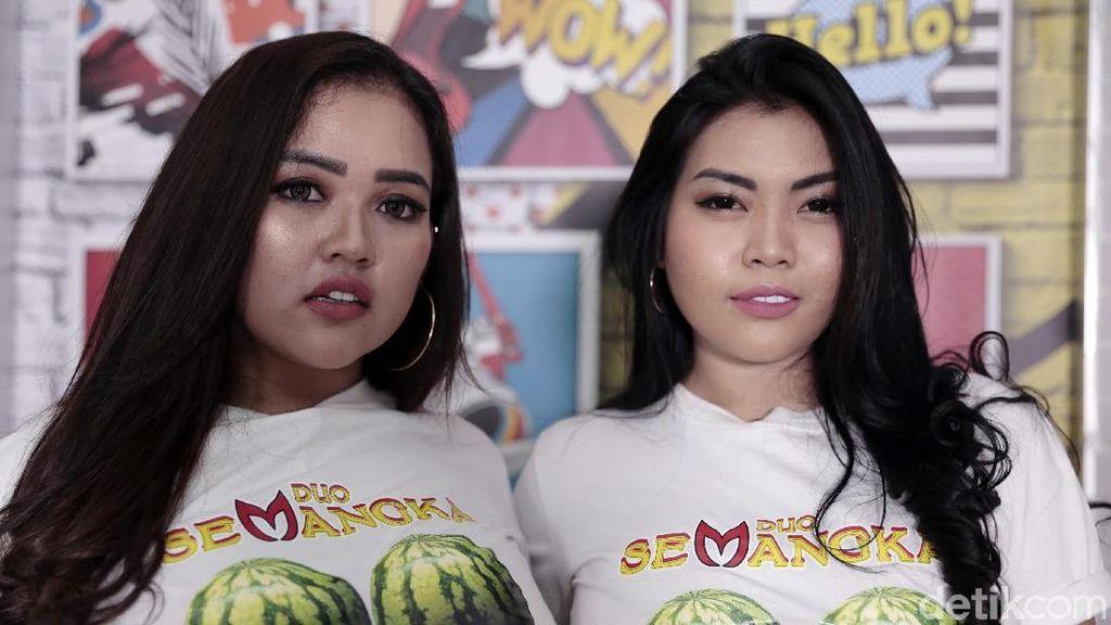 Duo Semangka Akui Sulit Hilangkan Citra Seksi